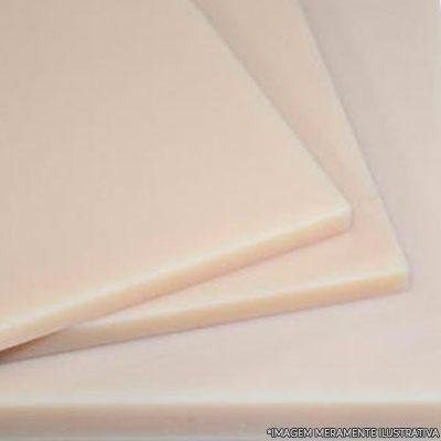 Comprar placa de nylon